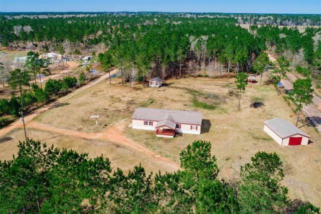9477 N Walker Road, Cleveland, TX 77328 (MLS #2953790) :: Fairwater Westmont Real Estate