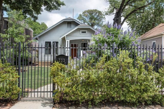 723 W 17th Street, Houston, TX 77008 (MLS #29538378) :: NewHomePrograms.com LLC