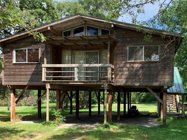 36 N Hill Top Road Road N, Huntsville, TX 77320 (MLS #29543956) :: Ellison Real Estate Team