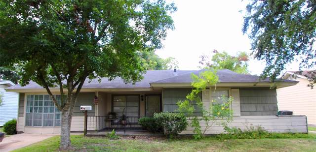 8662 Blankenship Drive, Houston, TX 77080 (MLS #29545249) :: The SOLD by George Team