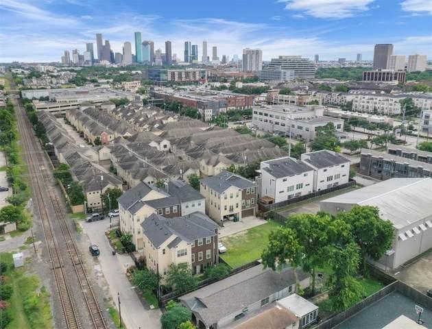 4103 Allen Street, Houston, TX 77007 (MLS #29546608) :: The Freund Group