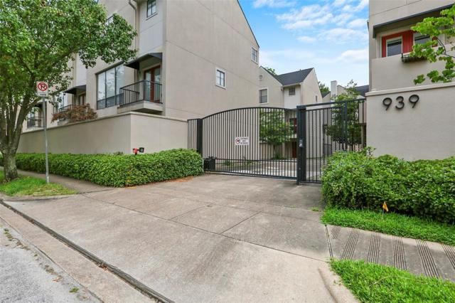 939 Colorado Street #2, Houston, TX 77007 (MLS #29550539) :: NewHomePrograms.com LLC