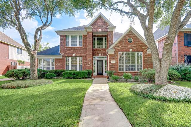 3611 Hansford Place, Pearland, TX 77584 (MLS #29563866) :: The Jill Smith Team