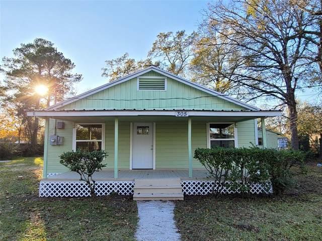 305 N Magnolia Drive, Conroe, TX 77301 (MLS #29575142) :: Ellison Real Estate Team