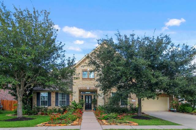 2937 Auburn Woods Drive, Pearland, TX 77581 (MLS #29583993) :: My BCS Home Real Estate Group