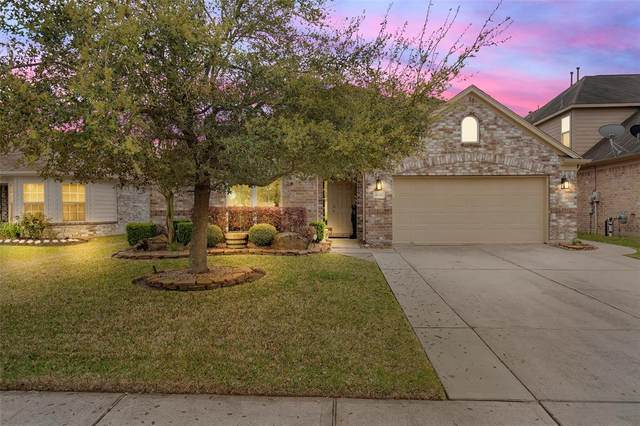 4150 Wells Mark Drive, Humble, TX 77346 (MLS #29595878) :: The Home Branch