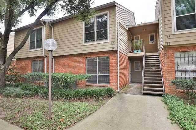 5005 Georgi Lane #88, Houston, TX 77092 (MLS #29598695) :: Michele Harmon Team