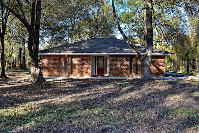 1013 Lake Glen Road, Huffman, TX 77336 (MLS #29616948) :: My BCS Home Real Estate Group