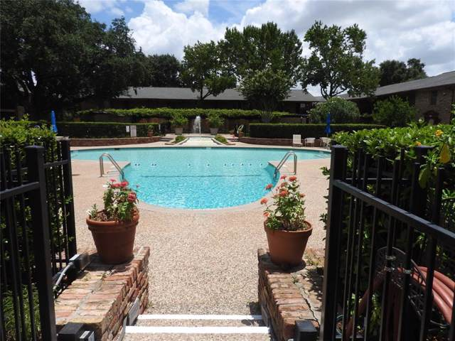 7600 Burgoyne Road #119, Houston, TX 77063 (MLS #2961723) :: Fine Living Group