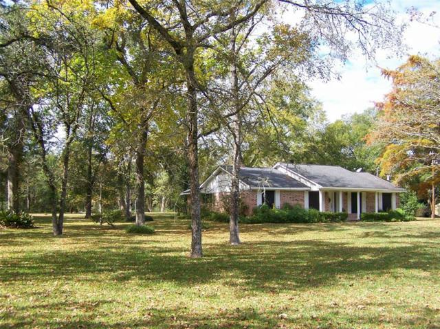 35 Rigby Lane, Huntsville, TX 77320 (MLS #2962347) :: Mari Realty
