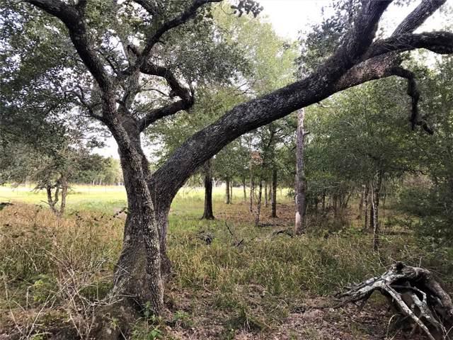 0 Sandy Creek, Garwood, TX 77442 (MLS #29629977) :: The SOLD by George Team