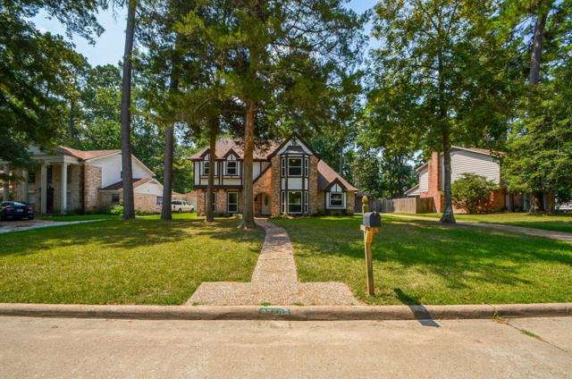 27407 Caperidge Drive, Huffman, TX 77336 (MLS #29641720) :: The Bly Team