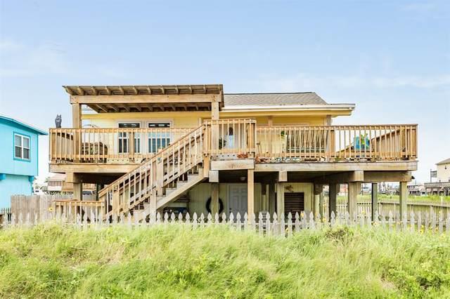 1103 White Cap Drive, Surfside Beach, TX 77541 (MLS #29649185) :: The Freund Group