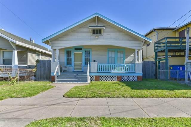 2418 35th Street, Galveston, TX 77550 (MLS #29682383) :: Ellison Real Estate Team
