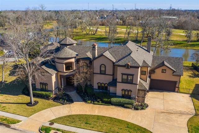6 Commanders Point, Missouri City, TX 77459 (MLS #29683993) :: The Sansone Group
