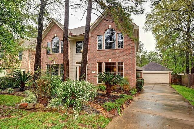 52 Teak Mill Place, The Woodlands, TX 77382 (MLS #29684707) :: The Home Branch
