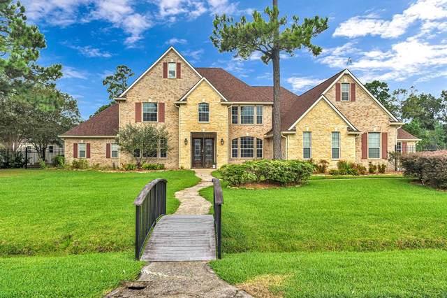 14603 Iron Horseshoe Lane, Houston, TX 77044 (MLS #29690248) :: The Wendy Sherman Team