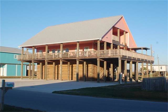 510 Treaty Drive, Surfside Beach, TX 77541 (MLS #2969736) :: The SOLD by George Team