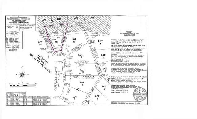 0 Caperidge Court, Huffman, TX 77336 (MLS #29702151) :: Ellison Real Estate Team