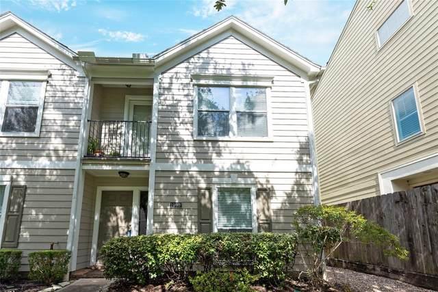 1140 W 25th Street F, Houston, TX 77008 (MLS #29702703) :: Texas Home Shop Realty