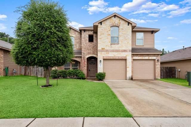11432 W Woodmark Street, Conroe, TX 77304 (MLS #29708777) :: Bay Area Elite Properties