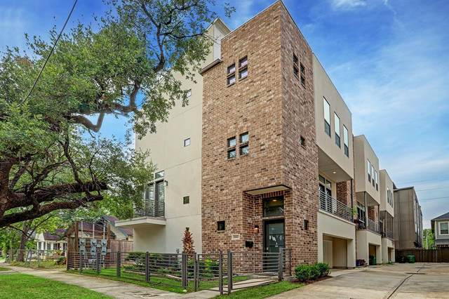 1906 Crockett Street C, Houston, TX 77007 (MLS #29709251) :: Guevara Backman