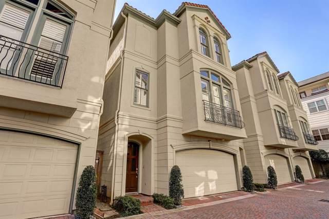 1523 Haddon Street, Houston, TX 77006 (MLS #29710814) :: CORE Realty