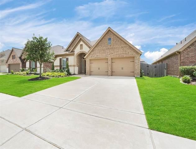 3710 Ashford Bridge Lane, Pearland, TX 77584 (MLS #29731865) :: NewHomePrograms.com LLC