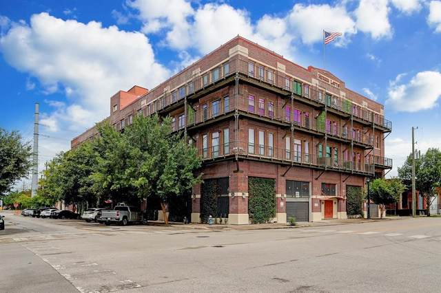 2205 Mckinney Street #402, Houston, TX 77003 (MLS #29732655) :: The SOLD by George Team