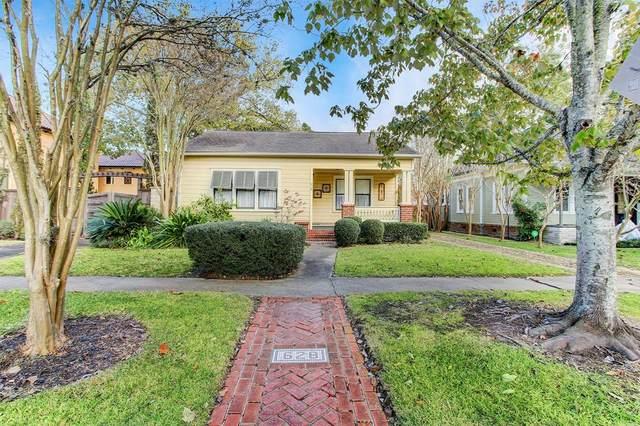 628 Harvard Street, Houston, TX 77007 (MLS #29735710) :: Ellison Real Estate Team