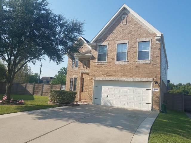 2526 Pelican Drive, Seabrook, TX 77586 (MLS #2974594) :: The Freund Group