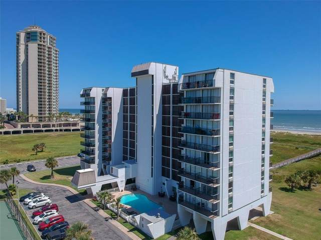 415 E Beach Drive #903, Galveston, TX 77550 (MLS #29764719) :: Lerner Realty Solutions