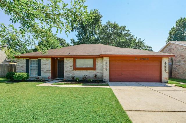 17518 Crestline Road, Humble, TX 77396 (MLS #29773369) :: The Bly Team
