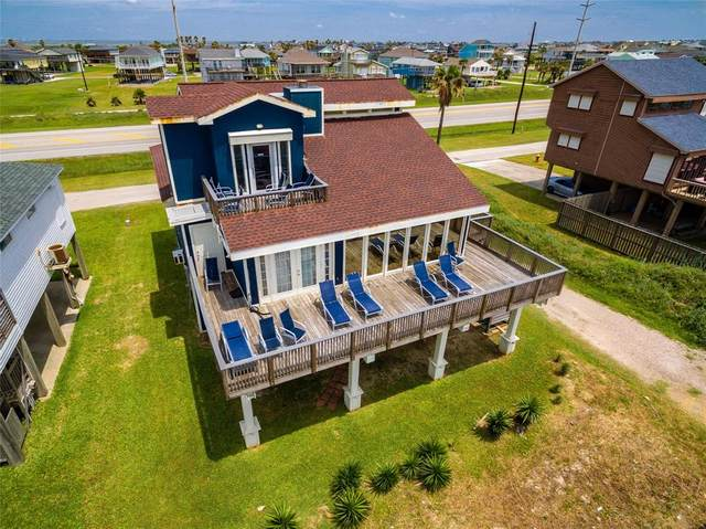 23115 Gulf Drive, Galveston, TX 77554 (MLS #29776039) :: Lisa Marie Group | RE/MAX Grand