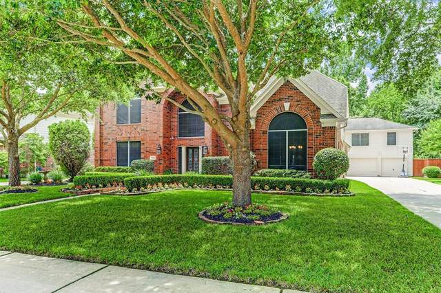 1006 Forestburg Drive, Spring, TX 77386 (MLS #29791596) :: The Home Branch