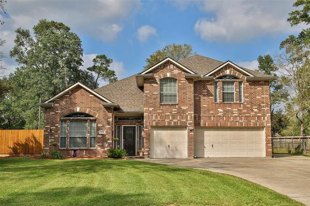 7114 Black Forest Drive, Magnolia, TX 77354 (MLS #29797487) :: Keller Williams Realty