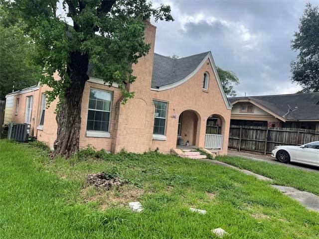 1545 Lawson Street, Houston, TX 77023 (MLS #29803572) :: Keller Williams Realty