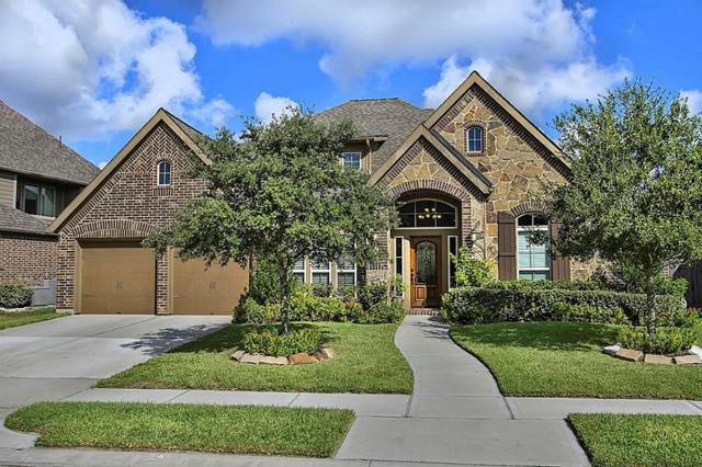 3221 Tamara Creek Lane, Pearland, TX 77584 (MLS #29806810) :: Oscar Fine Properties