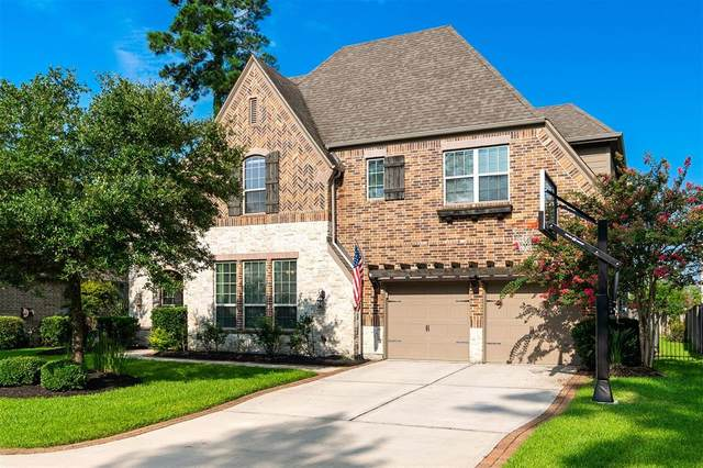 19 Wrangler Pass Drive, The Woodlands, TX 77389 (MLS #2984422) :: The SOLD by George Team