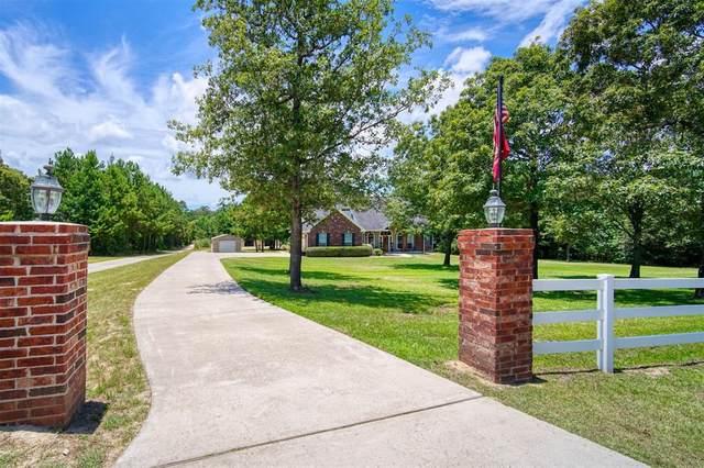 8504 Grand Lake Estates Drive, Montgomery, TX 77316 (MLS #29851716) :: The Home Branch