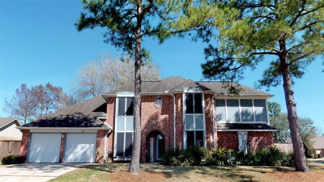 1410 Edinburgh Drive, Friendswood, TX 77546 (MLS #29852876) :: Texas Home Shop Realty