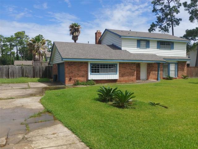 610 Baywood Street, Shoreacres, TX 77571 (MLS #29872381) :: Caskey Realty