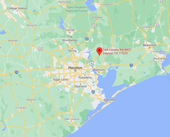 344 County Road 4901, Dayton, TX 77535 (MLS #29877873) :: Texas Home Shop Realty