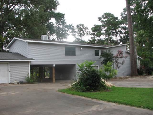 146 Creekside Drive, Onalaska, TX 77360 (MLS #29881791) :: Ellison Real Estate Team