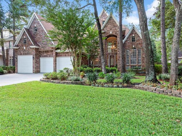 15 Cypress Lake Place, The Woodlands, TX 77382 (MLS #29888829) :: All Cities USA Realty