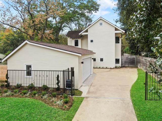 4315 Alba Road, Houston, TX 77018 (MLS #29928144) :: Keller Williams Realty