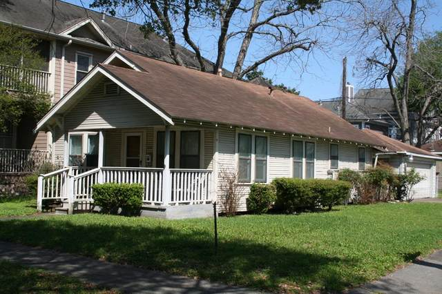 845 E 27th Street, Houston, TX 77009 (MLS #29940421) :: The Sansone Group