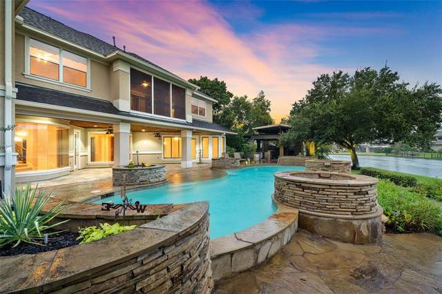 14215 Whispering Lake Court, Cypress, TX 77429 (MLS #29995251) :: Lerner Realty Solutions