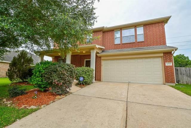 14719 Oaks Crossing Lane, Houston, TX 77070 (MLS #30005531) :: The Sansone Group