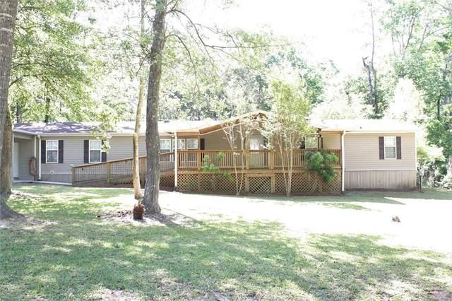 256 Spring Creek Loop, Livingston, TX 77351 (MLS #30031699) :: Connect Realty